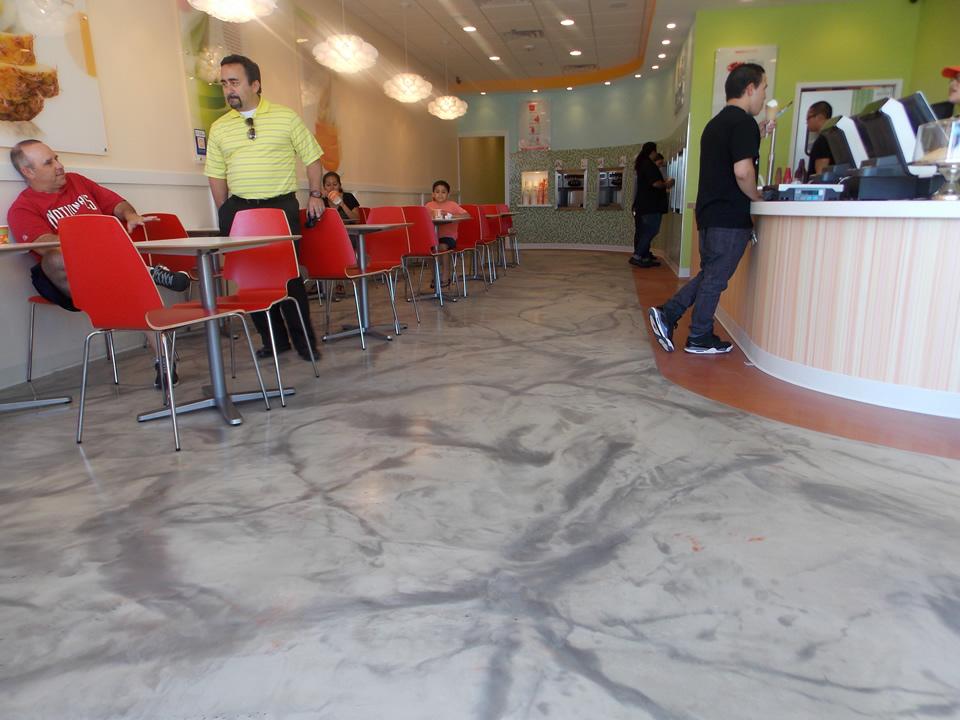 commercial interior floor los angeles