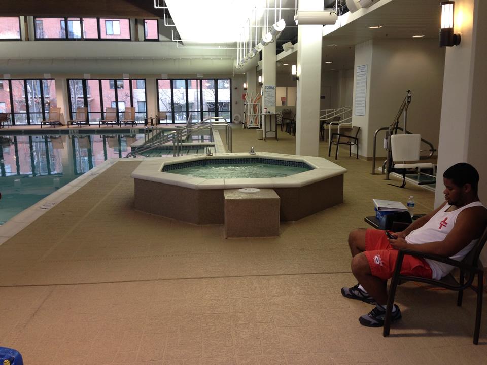 commercial concrete pool deck resurfacing