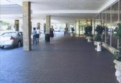 commercial decorative concrete driveway los angeles