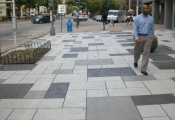 commercial decorative concrete sidewalk los angeles