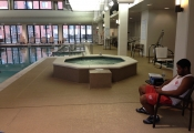 commercial concrete pool deck resurfacing