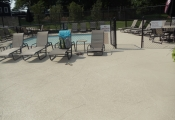 commercial concrete pool deck repair