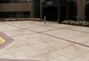 commercial stamped concrete los angeles