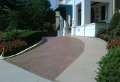 concrete driveway refinishing los angeles
