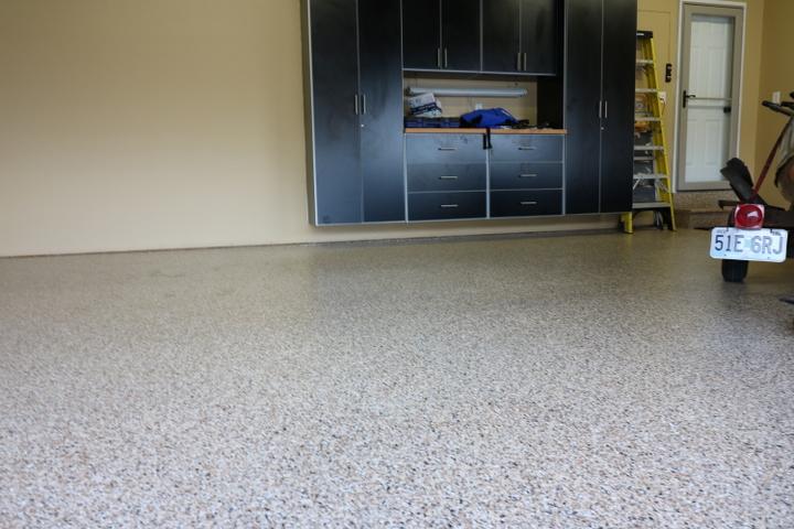 epoxy flooring los angeles contractor