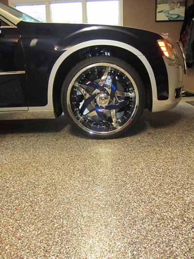 garage floor installation los angeles