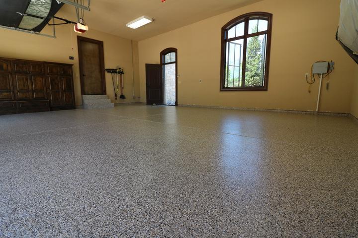 garage floor repair los angeles