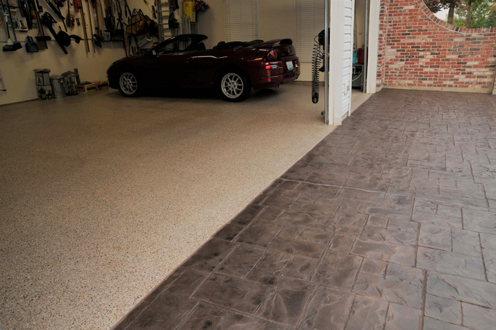 los angeles garage floor contractor