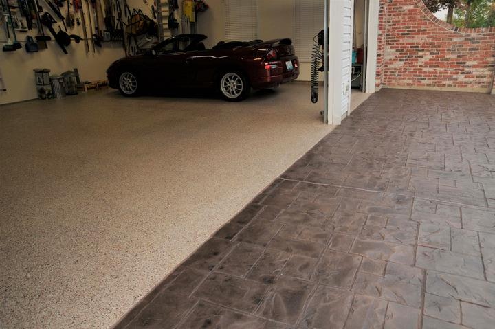 los angeles garage floor contractor