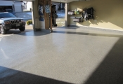 garage floor los angeles