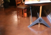 stain concrete los angeles