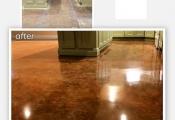 stain concrete interior floor los angeles