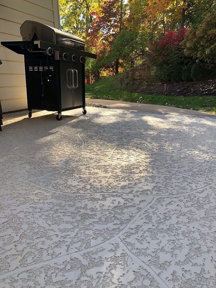 concrete patio los angeles