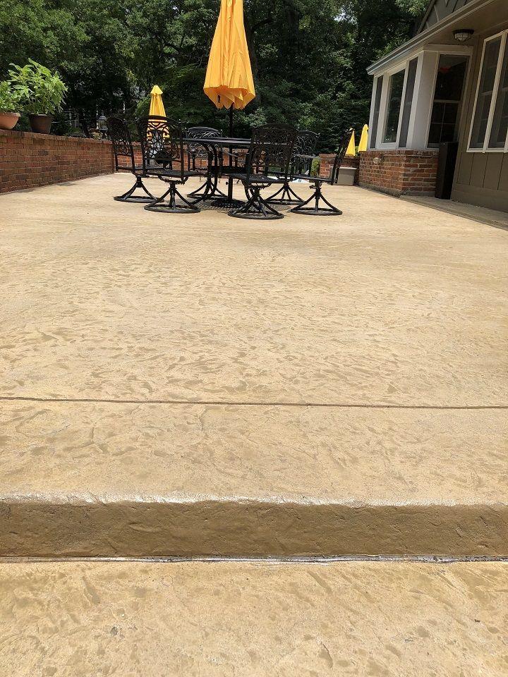spray texture finish patio los angeles