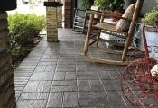 concrete patio ideas los angeles