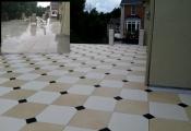 concrete patio overlays