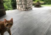stamped concrete patio los angeles