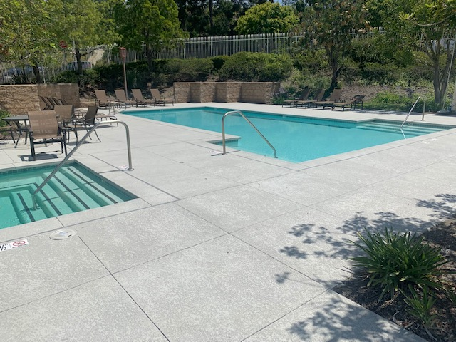 acrylic concrete cool decking los angeles