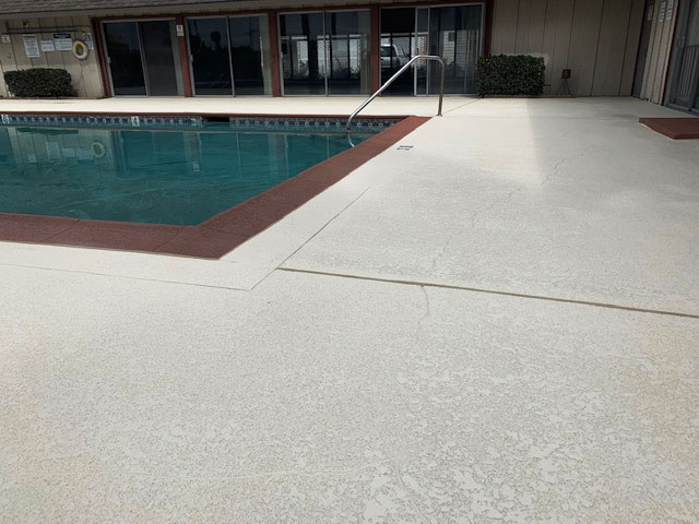 commercial cool deck los angeles
