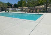 acrylic concrete cool deck restoration los angeles