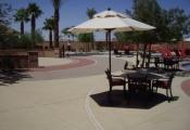 decorative concrete pool deck los angeles