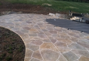 limestone-coating-pool-deck