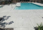 los angeles concrete cool decking