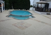 concrete pool deck repair
