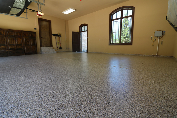 garage floor repair los angeles