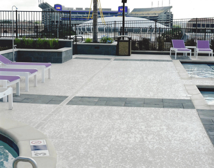 commercial pool deck los angeles