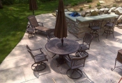 stamped concrete patio los angeles