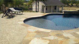 stamped concrete pool deck los angeles ca
