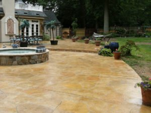 decorative concrete patio thousand oaks ca