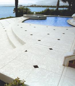 pool deck-resurfacing-sundek-classic-texture-palos-verdes-estates-ca