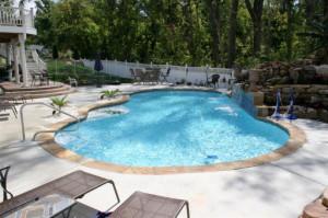 North Ridge, CA Pool Deck Coating