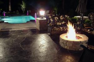 Torrance, CA Pool Decks Refinishing - Sundek Classic Texture