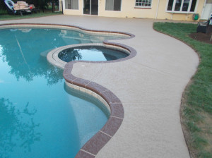 Pool Deck Resurfacing for Thousand Oaks, CA Property Owners