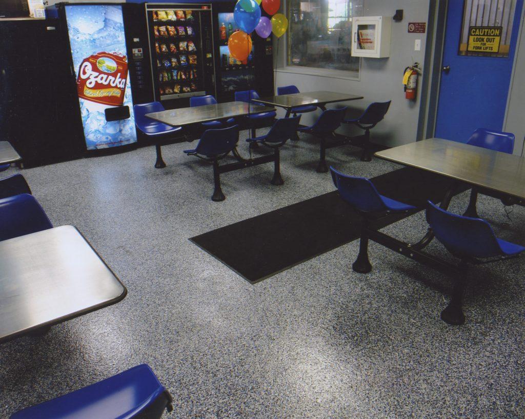 commercial-floor-polyurea-polyaspartic coating