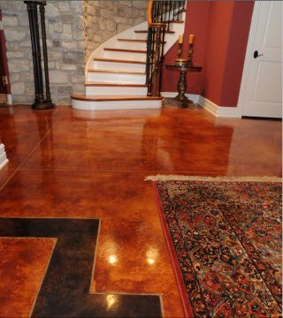 stained concrete los angeles