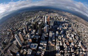 Los Angeles Aerial View