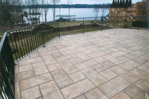 Choosing Stamped Concrete Patios Over Pavers | Los Angeles CA