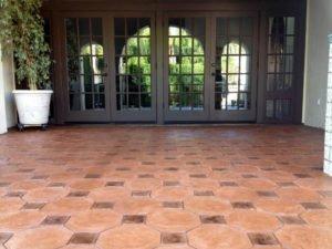 decorative concrete tarzana