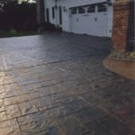 stamped concrete overlay los angeles