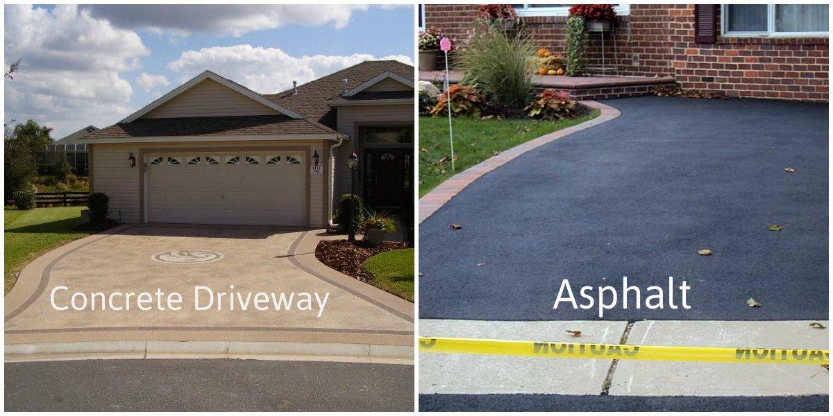 concrete driveway los angeles