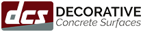 Decorative Concrete Surfaces Logo
