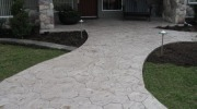 Premiere Stamped Concrete Overlays in Los Angeles